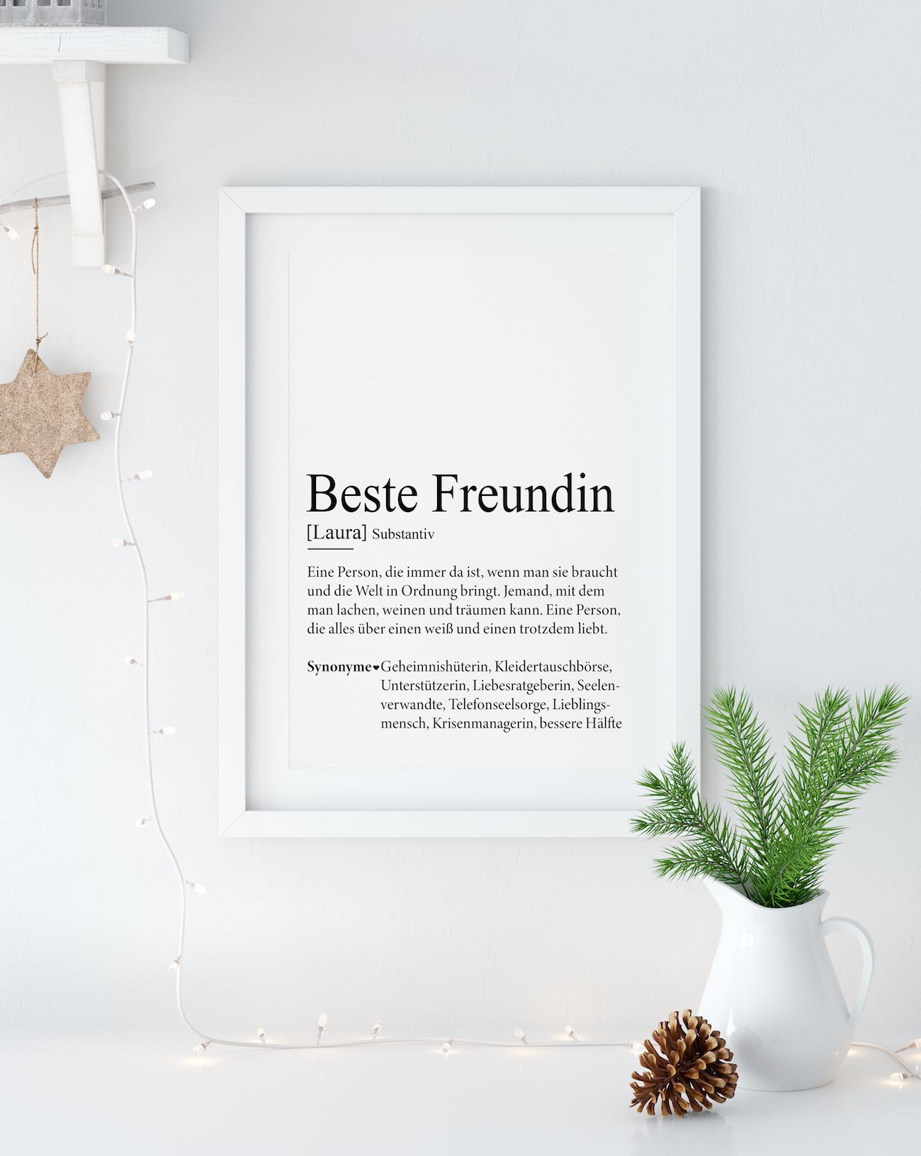 Beste Freundin Definition